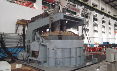 15T, 5T Electric Arc Furnace