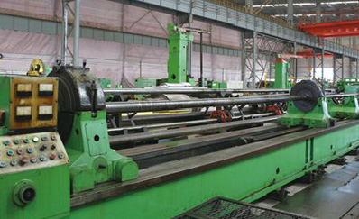 15m deep hole drilling and milling lathe