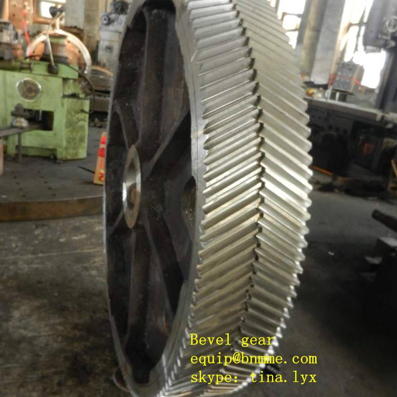 BNMME gears for mining, cement and machinery parts